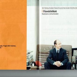 Handelsblatt (this was in Focus magazine).