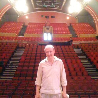 Lewisham's Broadway Theatre used as location