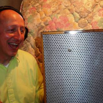 Recording vocals for performers to mime to